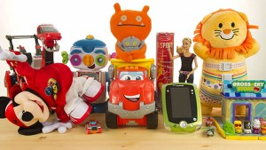 free baby toy samples