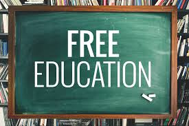 free education for girls