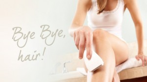 free hair removal samples