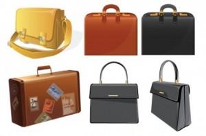 free handbag vectors