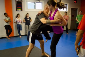 free women's self defence classes 2