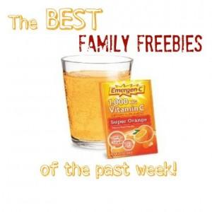 free family freebies