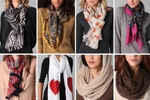 free women scarves
