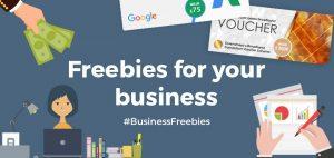 Business freebies