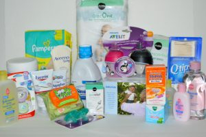 free essential baby items