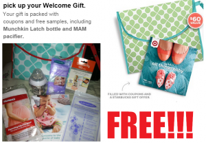 Free Baby Registry Gift