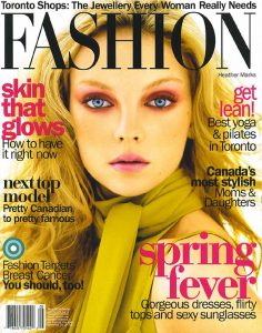 Free Fashion Magazine Subscriptions
