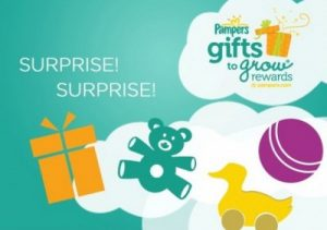 Free Pampers Gift Samples